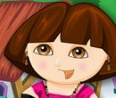 Juego Dora Spring Dress Up