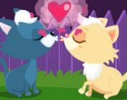 Juego Kitty Smooching
