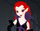 Juego Vampiress Dress Up