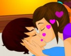 Juego Bedroom Couple Kissing