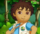 Juego Go Diego Dress Up